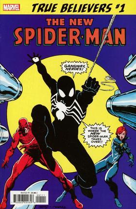 蜘蛛侠 True Believers New Spider-Man #1-00111