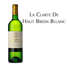 克兰特侯伯王白葡萄酒,法国 格拉芙AOC La Clarte De Haut Brion Bllanc, France Graves