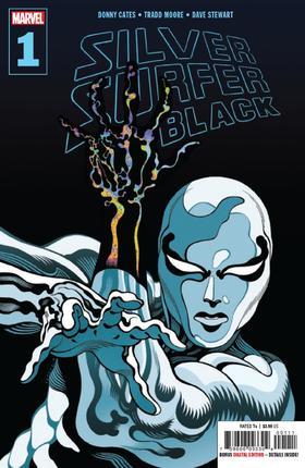 银影侠 Silver Surfer Black
