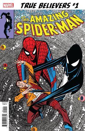 蜘蛛侠 True Believers Sinister Secret Spider-Mans New Costume