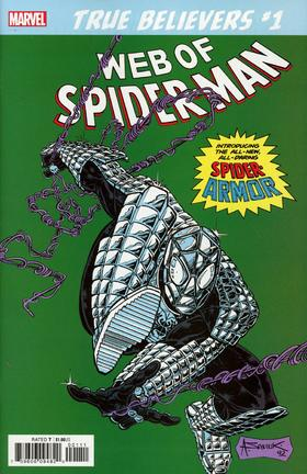 蜘蛛侠 True Believers Spider-Man Morbius