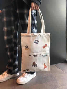 美国TIMBUK2 特别定制款帆布包