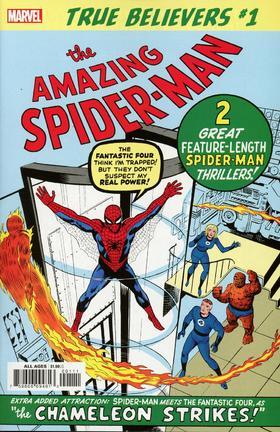 蜘蛛侠 True Believers Amazing Spider-Man