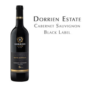德灵酒庄南澳大利亚卡本妮苏维翁红葡萄酒 Dorrien Estate Black Label Cabernet Sauvignon, South Australia