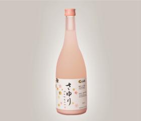 白鹤 浊酒小百合720ml