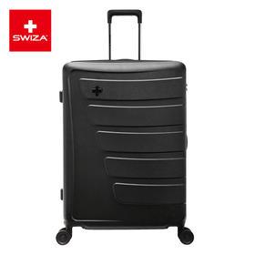 Swiza百年瑞士行李箱飞机轮耐磨防刮经典欧美时尚男女学生密码箱