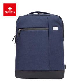 Swiza百年瑞士男士百搭双肩包潮流电脑包旅行包包