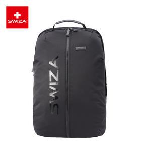 Swiza百年瑞士潮流男士双肩包多功能休闲运动包大容量旅行包书包