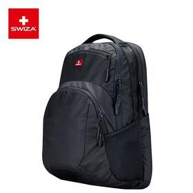 SWIZA百年瑞士背包15.6英寸电脑包商务双肩包男 中央车站
