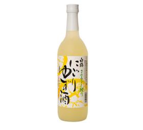 白鹤 柚子利口酒 720ml