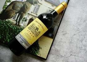 【明星产品】法国乐骑士红葡萄酒-西拉