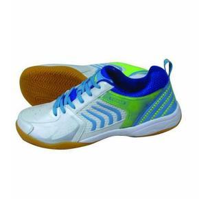 【砍】TIBHAR挺拔蓝羽 男女同款透气排汗防滑减震乒乓球鞋