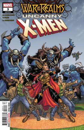 诸界之战 War Of Realms Uncanny X-Men