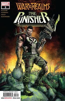 诸界之战 War Of Realms Punisher
