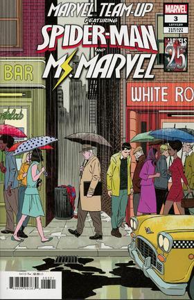 变体 Marvel Team-Up