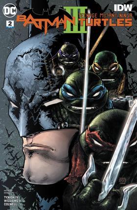 蝙蝠侠 忍者神龟 Batman Teenage Mutant Ninja Turtles III