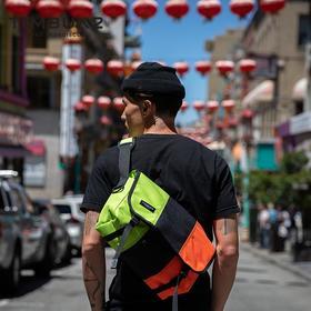 TIMBUK2经典款斜挎包男女单肩包防泼水大容量邮差包休闲运动包