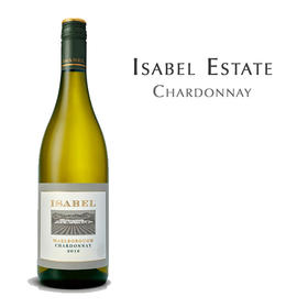 怡莎园野生橡木桶夏多内白, 新西兰 马尔波罗Isabel Estate Wild Barrique Chardonnay, Newzealand Marlborough