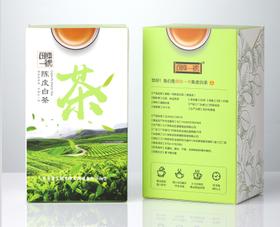 陈皮白茶袋泡茶 20包盒装(每包3g)