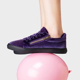 KOKOLU•会呼吸的丝绒亲子鞋 | 复古时髦丝绒元素,跟宝贝一起时髦出行
