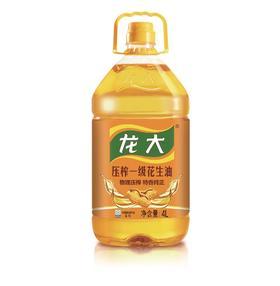 龙大花生油 4L
