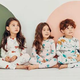 韩国 MOIMOI 纯棉内裤、背心、内衣套装!A 类有机棉,亲肤柔软舒适!