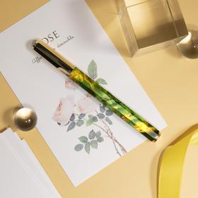 八方钢笔斑斓系列│稀有斑斓木,德国品牌笔尖、吸墨器,书写天南地北