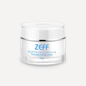 ZEFF素肌亮肤霜 | 涂在脸上的美白丸