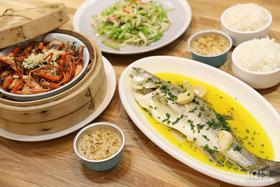 88元抢旺涛双人餐!酱油虾、金牌海鲈鱼、旺涛小炒... 老嘉兴的味道 尝过就忘不了!