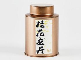 """""""九溪茶庄"""" 桂花龙井"""