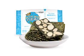 【京东】三只松鼠夹心海苔椰子紫菜饼休闲零食美食小吃海椰脆36g/袋【休闲零食】