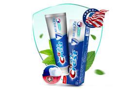 【京东】佳洁士 Crest 高阶全优7效 根源护龈 牙膏 90克【个护清洁】