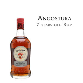 安高天娜 7yo朗姆酒700ml Angostura 7yo Rum, Trinidad & Tobago 700ml