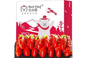 【京东】星农联合红小厨 十三香小龙虾 1.5kg 4-6钱/25-38只 净虾750g 火锅食材 海鲜水产【蛋肉熟食】