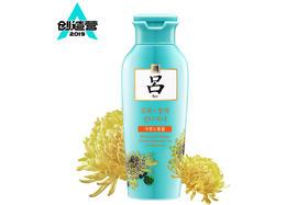 【京东】吕(Ryo)花茶清漾凝润保湿护发乳(油性头发)200ml 花茶护发乳【个护清洁】