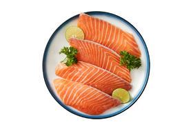 【京东】美威 智利原味三文鱼排(大西洋鲑)240g/袋 4片装 BAP认证 富含Ω3 海鲜水产【蛋肉熟食】