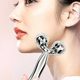 H&3 家用提拉紧致v脸瘦脸神器滚轮瘦脸仪脸部按摩美容仪
