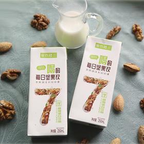 新疆特色每日坚果饮 健康早餐饮品 250ml/盒