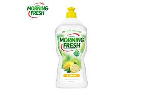 【京东】morning fresh 澳洲进口洗洁精 900ml 清新柠檬味 超浓缩不伤手 去油 果蔬奶瓶洗涤灵清洗剂【日用家居】