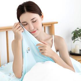 H&3 酒店宾馆便携式旅行成人双人被套床单防脏隔脏睡袋