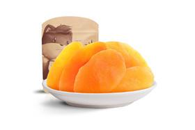 【京东】三只松鼠黄桃干106g/袋 果脯蜜饯水果干休闲零食小吃干桃肉【休闲零食】