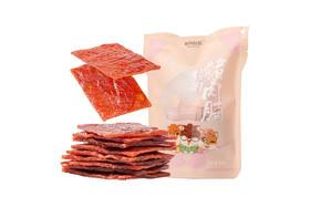 【京东】三只松鼠猪肉脯 猪肉干肉脯靖江特产休闲零食100g/袋【休闲零食】
