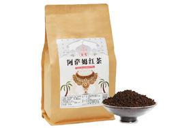 【京东】八享时阿萨姆红茶一级 500g 港式奶茶原料 印度进口 自营茶叶【乳酒冲饮】