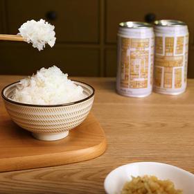 【新年赠品】龙米家金色富硒米8罐装