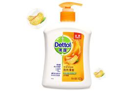 【京东】滴露Dettol 健康洗手液 自然清新 500g/瓶 易冲洗【个护清洁】