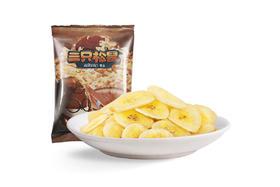 【京东】三只松鼠 阳光脆 香蕉片 果干蜜饯休闲零食70g/袋【休闲零食】