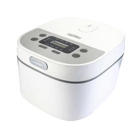 膳魔师(THERMOS)电饭煲4L白色EHA-4146