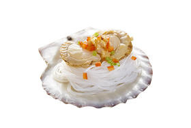 【京东】獐子岛 冷冻鸳鸯粉丝扇贝 400g 12只 袋装 烧烤食材 自营海鲜水产【蛋肉熟食】
