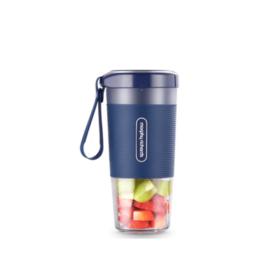 【一般贸易】【李佳琪推荐】摩飞充电便携式榨汁机MR9600 小型家用榨汁杯迷你料理水果汁机 蓝色