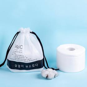 纯棉一次性洗脸巾 加厚抽取式美容院面巾卸妆棉一次性化妆工具